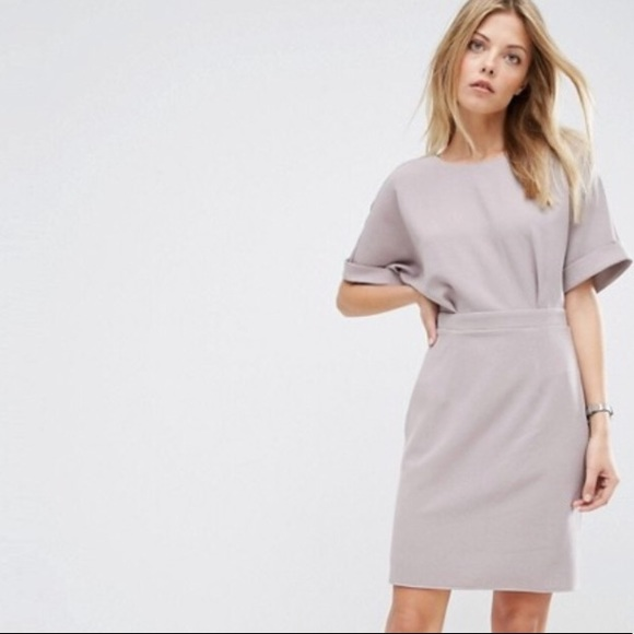 a05f1e2af12 ASOS Mini Wiggle Dress